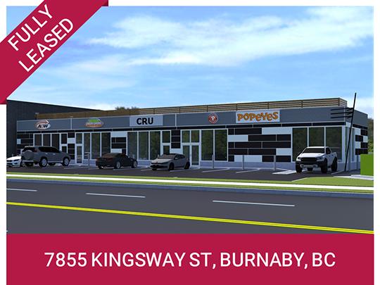 7855 Kingsway Street, Burnaby, BC